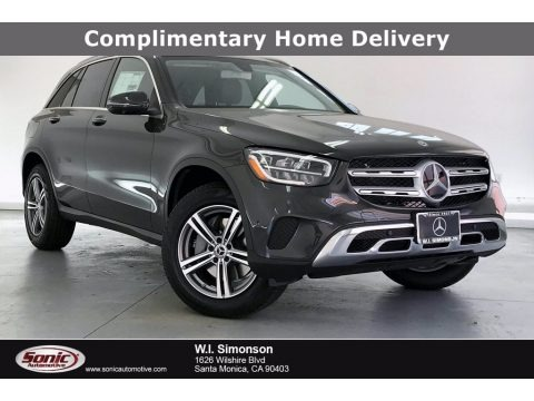 Graphite Grey Metallic 2020 Mercedes-Benz GLC 300