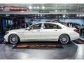Mercedes-Benz S Maybach S650 designo Cashmere White Magno (Matte) photo #3