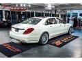 Mercedes-Benz S Maybach S650 designo Cashmere White Magno (Matte) photo #8