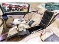 Mercedes-Benz S Maybach S650 designo Cashmere White Magno (Matte) photo #14