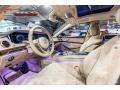 Mercedes-Benz S Maybach S650 designo Cashmere White Magno (Matte) photo #16