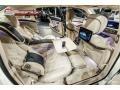 Mercedes-Benz S Maybach S650 designo Cashmere White Magno (Matte) photo #28