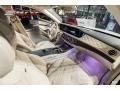 Mercedes-Benz S Maybach S650 designo Cashmere White Magno (Matte) photo #34