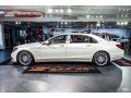 Mercedes-Benz S Maybach S650 designo Cashmere White Magno (Matte) photo #39