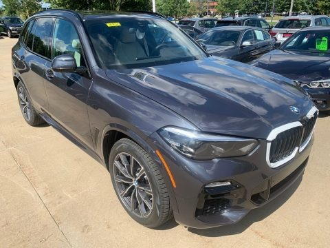 Arctic Gray Metallic 2021 BMW X5 xDrive40i