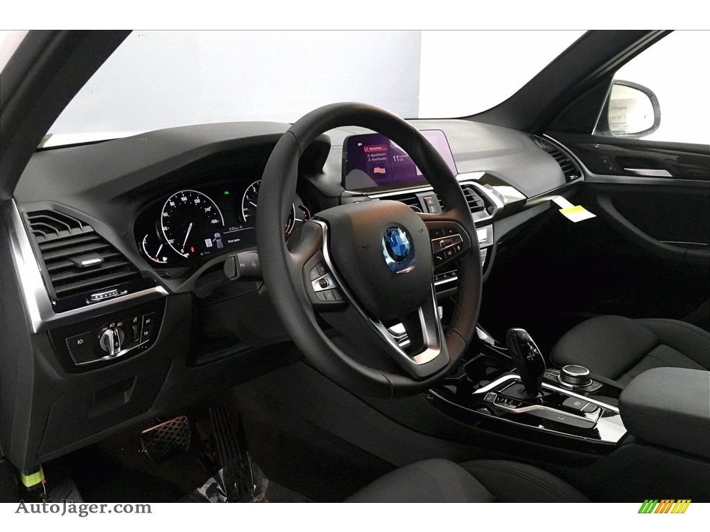 2021 X3 sDrive30i - Alpine White / Black photo #7