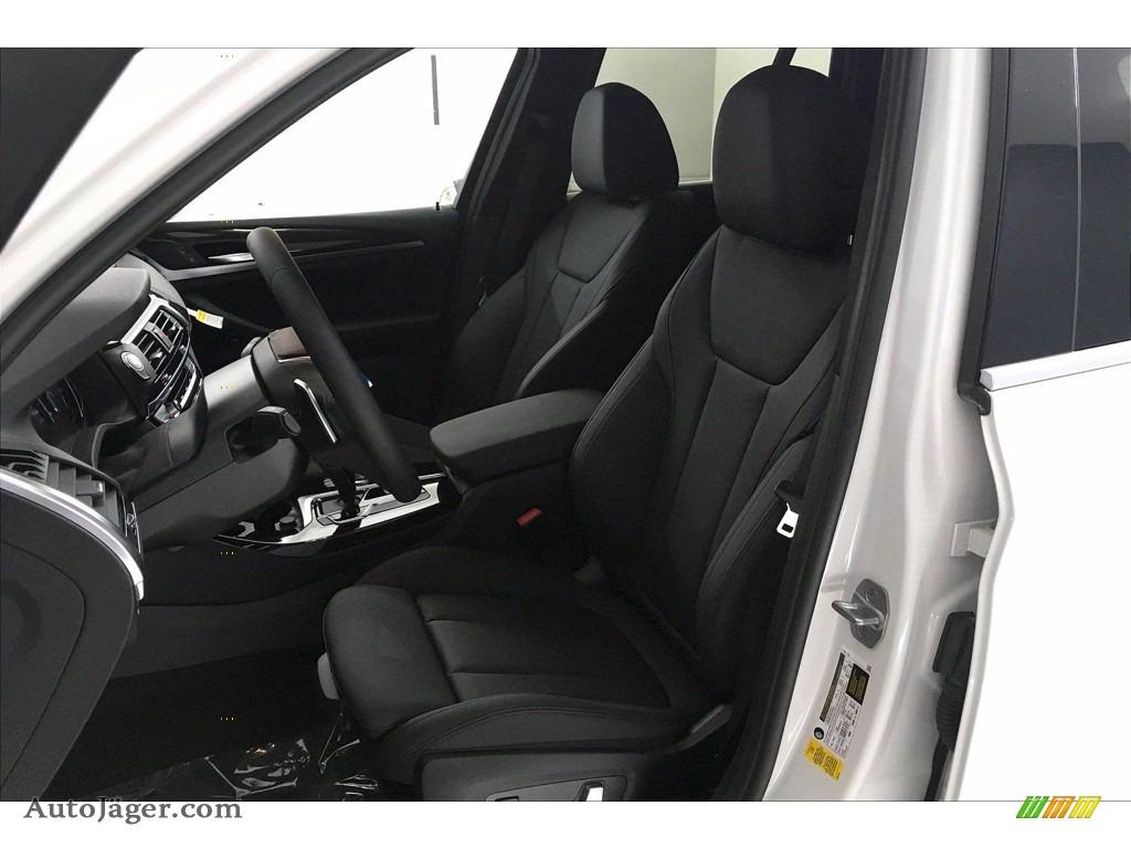 2021 X3 sDrive30i - Alpine White / Black photo #9