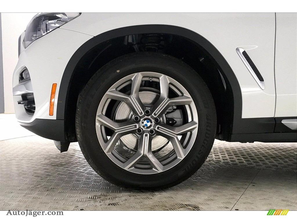 2021 X3 sDrive30i - Alpine White / Black photo #12