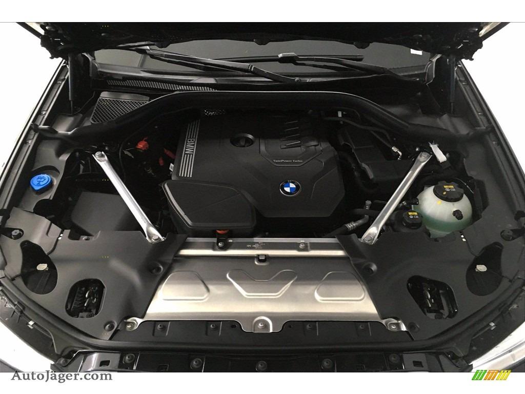 2021 X3 xDrive30i - Carbon Black Metallic / Black photo #10
