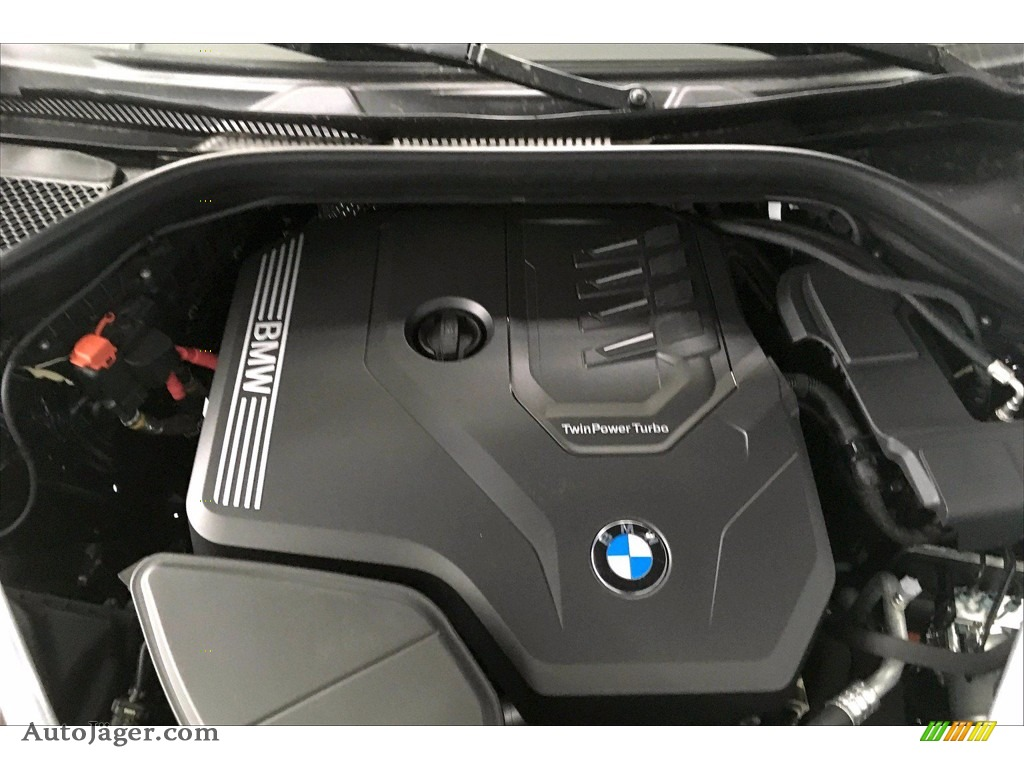 2021 X3 xDrive30i - Carbon Black Metallic / Black photo #11