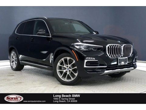 Jet Black 2020 BMW X5 sDrive40i