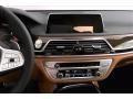 BMW 7 Series 740i Sedan Black Sapphire Metallic photo #6