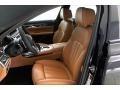 BMW 7 Series 740i Sedan Black Sapphire Metallic photo #9