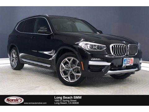 Jet Black 2021 BMW X3 xDrive30i