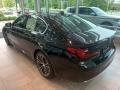 BMW 5 Series 540i xDrive Sedan Black Sapphire Metallic photo #2