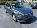 Volkswagen Jetta S Platinum Gray Metallic photo #4