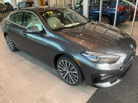 Mineral Gray Metallic 2021 BMW 2 Series 228i xDrive Grand Coupe