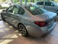 BMW 5 Series 540i xDrive Sedan Bluestone Metallic photo #2