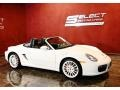 Porsche Boxster S Limited Edition Carrara White photo #7