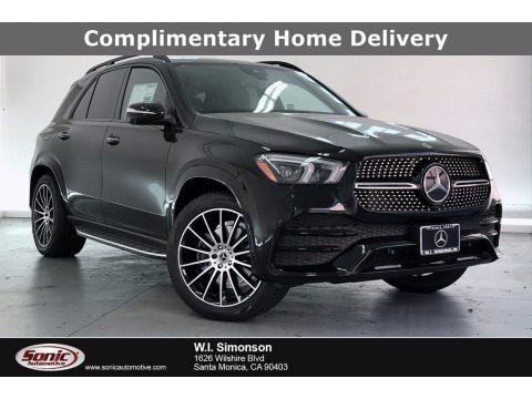 Black 2020 Mercedes-Benz GLE 350