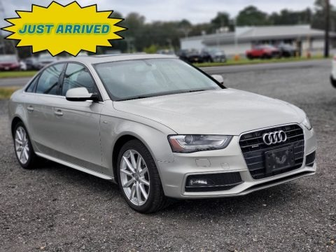 Ice Silver Metallic 2014 Audi A4 2.0T quattro Sedan
