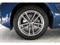 BMW X4 xDrive30i Phytonic Blue Metallic photo #12