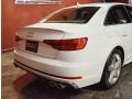 Audi S4 Premium Plus quattro Sedan Glacier White Metallic photo #6