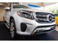 Mercedes-Benz GLS 450 4Matic Iridium Silver Metallic photo #2