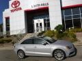 Audi A3 2.0 TDI Premium Florett Silver Metallic photo #2