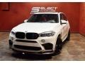 BMW X5 M xDrive Mineral White Metallic photo #1