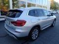 BMW X3 xDrive30i Glacier Silver Metallic photo #3
