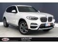 BMW X3 xDrive30i Alpine White photo #1