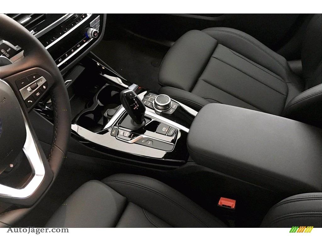 2021 X3 xDrive30i - Alpine White / Black photo #8