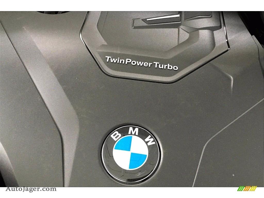 2021 X3 xDrive30i - Alpine White / Black photo #11