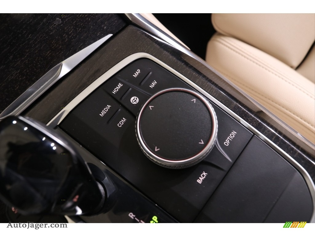 2020 3 Series 330i xDrive Sedan - Jet Black / Canberra Beige photo #20