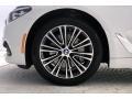 BMW 5 Series 530i Sedan Alpine White photo #8