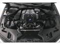 BMW 5 Series M550i xDrive Sedan Black Sapphire Metallic photo #10