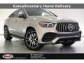 Mercedes-Benz GLE 53 AMG 4Matic Coupe Mojave Silver Metallic photo #1