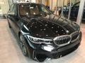 BMW 3 Series M340i xDrive Sedan Black Sapphire Metallic photo #1