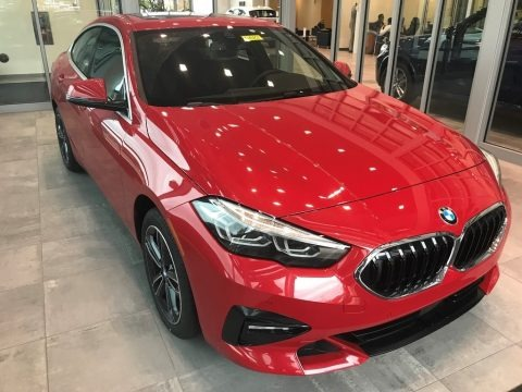 Melbourne Red Metallic 2021 BMW 2 Series 228i xDrive Grand Coupe
