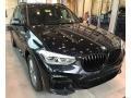 BMW X3 M40i Carbon Black Metallic photo #1