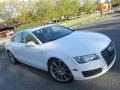 Audi A7 3.0T quattro Premium Plus Ibis White photo #3