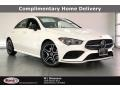 Mercedes-Benz CLA 250 Coupe Polar White photo #1