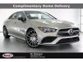 Mercedes-Benz CLA AMG 35 Coupe Mojave Silver Metallic photo #1