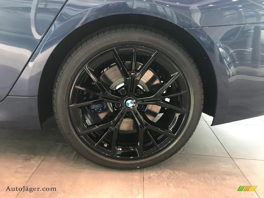 2021 5 Series 530i xDrive Sedan - Phytonic Blue Metallic / Black photo #5