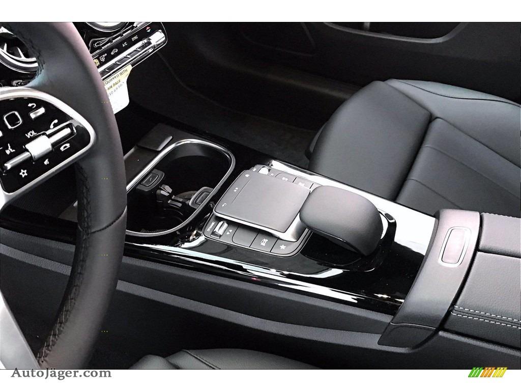 2021 CLA 250 Coupe - Mountain Gray Metallic / Black photo #7