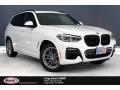BMW X3 M40i Alpine White photo #1