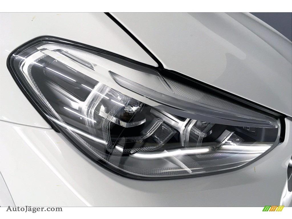 2021 X3 M40i - Alpine White / Black photo #14