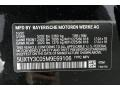 BMW X3 sDrive30i Black Sapphire Metallic photo #18