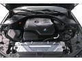 BMW 3 Series 330i Sedan Tanzanite Blue II Metallic photo #9